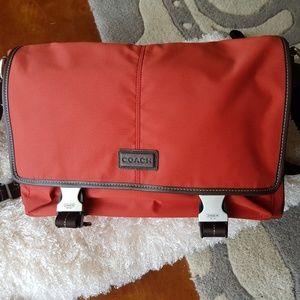 Coach Messenger/Laptop Bag